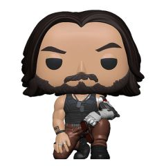 Cyberpunk 2077: Johnny Silverhand Pop! Vinyl Figure