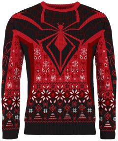 Spider-Man: Christmas in Brooklyn Miles Morales Christmas Sweater