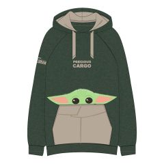Star Wars: The Mandalorian The Child/Baby Yoda Precious Cargo Hoodie