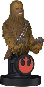 Star Wars: Chewbacca 8 inch Cable Guy Phone and Controller Holder