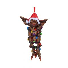 Gremlins: Mohawk In Fairy Lights Hanging Ornament Preorder