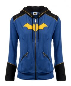 Batgirl: Welcome To The Family Premium Hoodie