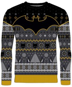 Batman: Goodwill In Gotham Christmas Sweater