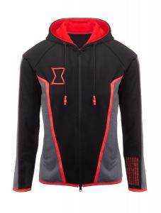 Black Widow: Highly Trained Women's Tech Hoodie