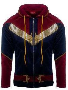 Captain Marvel: Project Pegasus Womens Hoodie