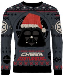 Star Wars: I Find Your Lack Of Cheer Disturbing Ugly Christmas Sweater