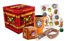 Crash Bandicoot: Wumpa Island Welcome! Big Box Merch Crate