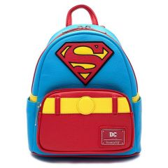 Superman: Vintage Cosplay Loungefly Mini Backpack