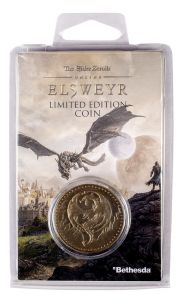 The Elder Scrolls: Elsweyr Limited Edition Coin