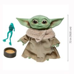 Star Wars: The Mandalorian The Child/Baby Yoda Talking Plush