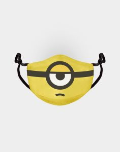 Minions: Adjustable Face Mask