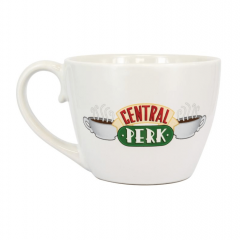 Friends: Central Perk Cappuccino Mug Preorder