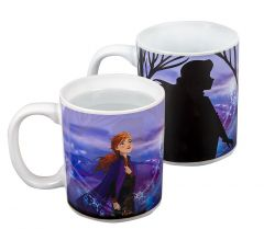 Frozen II: Adventures In Arendelle Heat Change Mug