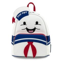 Ghostbusters: Stay Puft Marshmallow Man Loungefly Mini Backpack