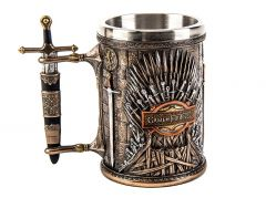 Game of Thrones: Drink Fit For A King Iron Throne Tankard