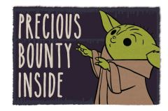 Star Wars: The Mandalorian The Child/Baby Yoda Precious Bounty Inside Doormat