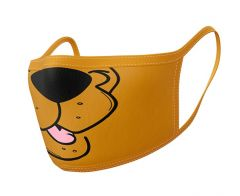 Scooby Doo: Face Mask (Pack of 2)
