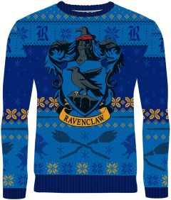 Harry Potter: Rockin' Ravenclaw Ugly Christmas Sweater