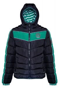 Harry Potter: Premium Slytherin Padded Unisex Jacket