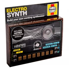 Haynes Build Your Own Electro Synth Electronic Kit