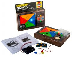 Haynes Build Your Own Memory Game Electronic Kit