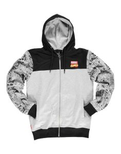 Marvel: Part Of The Action Comic Hoodie