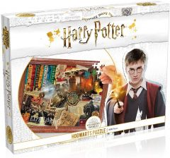 Harry Potter: Hogwarts 1000pc Puzzle