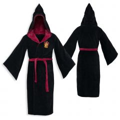 Harry Potter: Gryffindor Wizarding Ladies Bathrobe