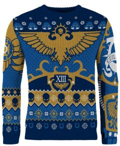 Warhammer 40,000: Imperial Tidings Ugly Christmas Sweater