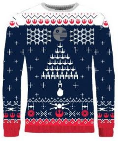 Star Wars: Rebel Invaders Christmas Knitted Sweater