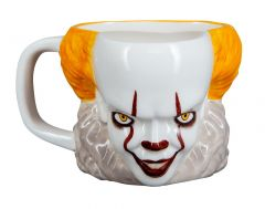 IT: The Drinker Of Worlds Pennywise Shaped Mug