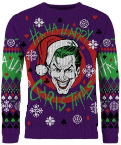 Joker: Put On A Santa Hat Christmas Sweater