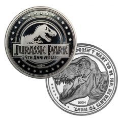 Jurassic Park: T-Rex Limited Edition Coin