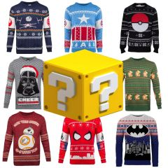 Merchoid Mystery Knitted Christmas Jumper