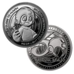 Capcom: Megaman 30th Anniversary Limited Edition Coin