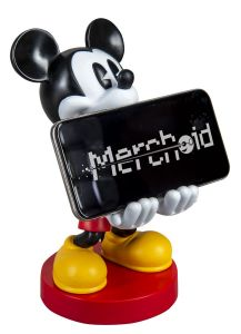 Disney: Mickey Mouse 8 inch Cable Guy Phone and Controller Holder