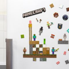 Minecraft: Sky's The Limit Level Building Magnets