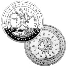 Sea of Thieves: Eternity Limited Edition Coin