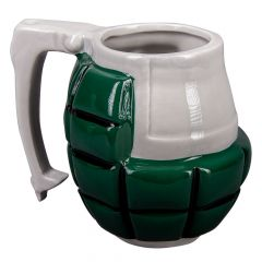 My Hero Academia: Nitroglycerin Sweat Bakugou Grenade Shaped Mug