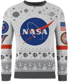 NASA: Houston... We Have A Present! Christmas Sweater/Jumper