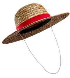 One Piece: Luffy Straw Hat Cosplay Replica Preorder