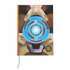 Overwatch: Blink and Recall Light Up Tracer Notebook