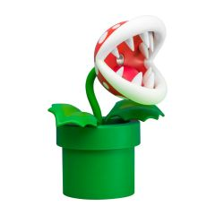 Super Mario: Vicious Vegetation Piranha Plant Posable Lamp