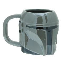 Star Wars: The Mandalorian Shaped Mug Preorder