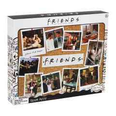 Friends: 'The One With All The Seasons' 1000pc Jigsaw Puzzle