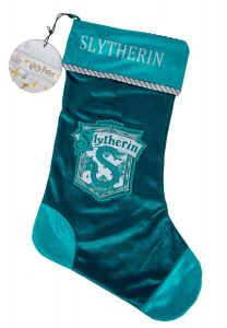 Harry Potter: Slytherin 2021 Christmas Stocking Preorder