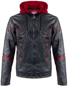 Spider-Man: Web Slinger Premium Hooded Jacket