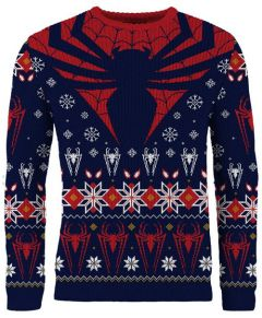 Spider-Man: 'Tis The Season To Be Spidey Knitted Christmas Sweater