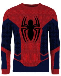 Spider-Man: O' Spidey Night Knitted Christmas Sweater