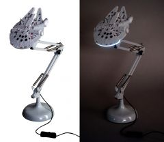 Star Wars: Millennium Falcon Desk Lamp Preorder